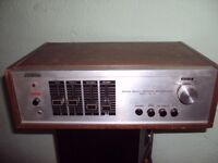 Federal SA-80 Solid State amplifier