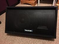 SoundLab wedge monitor
