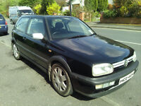For very quick sale VW Golf MK3,GTI 8V,MOT till December 2017,details in advert.Price not last.