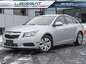 2014 Chevrolet Cruze LT Turbo w/ ONLY 41K! *REMOTE START*BLUETOO