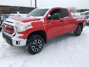 2014 Toyota Tundra SR5, Crew Cab, Auto, Back Up Camera, 4x4