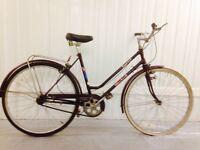 Mistral Hub gears Classic city bike Fully Serviced