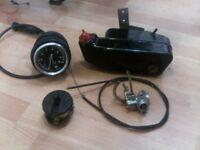 MZ motorcycle bits