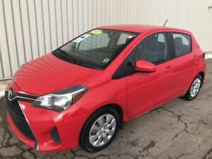 2015 Toyota Yaris FUEL SIPPING HATCHBACK WITH TOUCHSCREEN, PO...