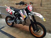 KTM85 OVER A GRANDS WORTH PERFORMANCE TRICK BITS COME ATTACHED