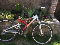 Full Suspension Bikes Amp Bicycles For Sale Gumtree