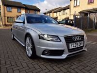 Audi A4 2.0 TDI CR S Line 4dr Full Service History, New Mot, 1 Previous owner, Cambelt Kit Done