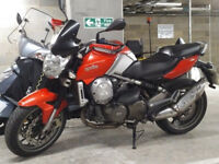 Beautifull Aprilia Mana in top condition for only!