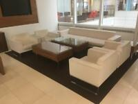 Boss Design Sofa set with coffee and end tables