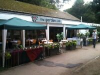 Commis Chef required for park cafe