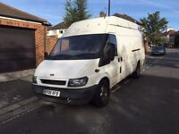 Ford Transit 2.4 TDCi 350 LWB High Roof