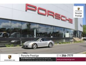 2006 Porsche 911 Carrera Cabriolet Pre-owned vehicle 2006 Porsch