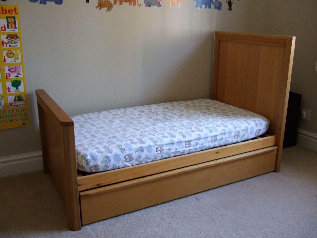 Marks And Spencer Bedroom Furniture Marks Spencer Chloe Cot Bed Oak In Hitchin Hertfordshire