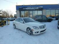 MERCEDES-BENZ C350 4MATIC 2009
