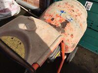 Cement Mixer - 110 volt - Bell Mixer