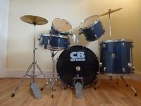 Drum kit for sale- In really good condition!