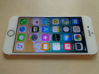 iPhone 6S 64Gb Rose Gold 6m old - London