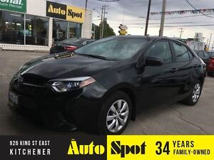 2014 Toyota Corolla LE/LOW, LOW KMS/ CLEAROUT !/ PRICED FOR AN I