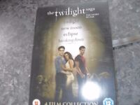 BOX SET THE TWIGLIGHT SAGA THE STORY SO FAR