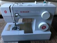 Singer sewing machine heavy duty as new