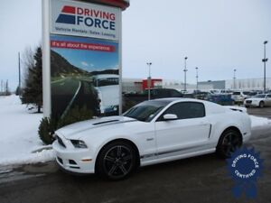 2014 Ford Mustang GT California Special Coupe, Leather Seats