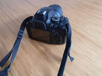Nikon D5100 16.2MP Digital SLR Camera - Black (with 18-55 mm Lens)