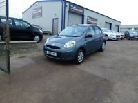 Nissan, MICRA, Hatchback, 2012, Manual, 1198 (cc), 5 doors £1695