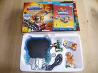 Wii U Skylander's Super Charger's game in box