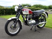 TRIUMPH T90 BEAUTIFUL CLASSIC STUNNING CONDITION