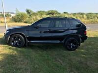 BMW X5 3.0d msport2004 face lift model swap or part ex