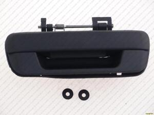 Tailgate Handle Rear Textured Without Key Hole Chevrolet Colorado 2004-2012
