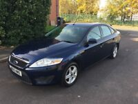 FORD MONDEO DIESEL.12 MONTHS MOT.FULL SERVICE HISTORY.CALL ME ON 07404662428