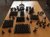 Large Games Workshop Warhammer Fantasy Age of Sigmar Skaven Army