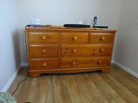 Dresser or Bedroom drawers