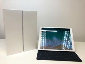 """iPad Pro 12.9"""" 128GB With Keyboard"""