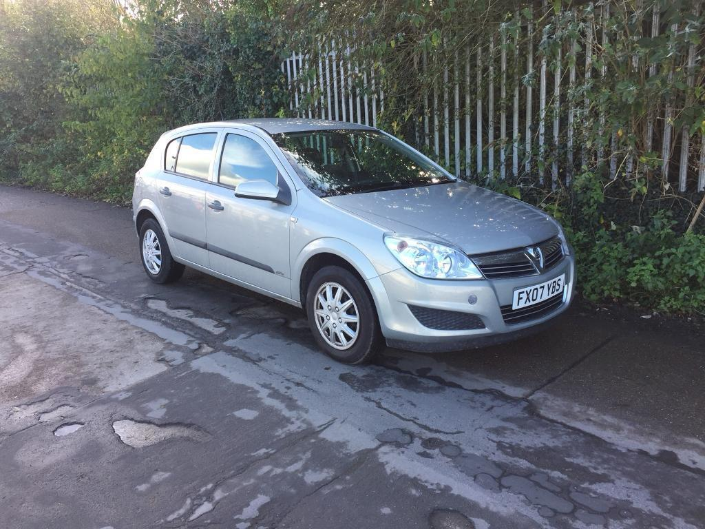 2007 VAUXHALL ASTRA 1.8 LIFE AUTOMATIC