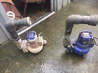 Waste Tank Pumps