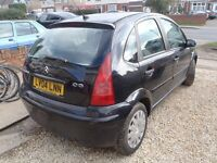 Citroen C3 2004 1.4 petrol breaking for spares Drivers side headlamp,