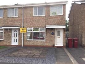 3 bed semi to rent