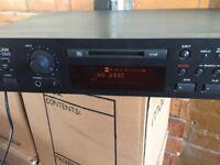 TASCAM Mini Disc player MD 350 working GLASGOW AREA