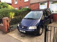 Volkswagen Sharan. 7 seater. Diesel. £749 ono