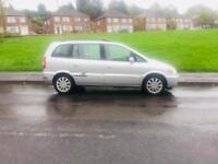 Vauxhall zafira 2.0 diesel 2004 1 owner 7 seater not touran galaxy sharan verso c4 grand scenic
