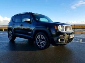 Jeep Renegade Limited Black