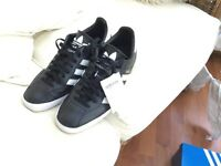 Trainers. Adidas samba, worn once. Too small. 9 1/2
