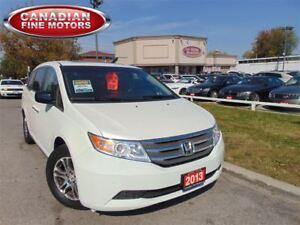 2013 Honda Odyssey EX-L LEATHER ROOF CAM-DUAL DVD