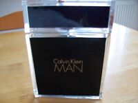 Calvin Klein MAN fragrance