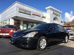 2012 Nissan Altima 2.5 S,SUNROOF,