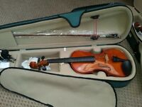 Violin antoni acv30 4/4, new in carry case