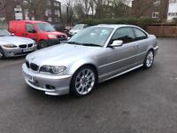 BMW 330CD Coupe M Sport 82K Miles!•