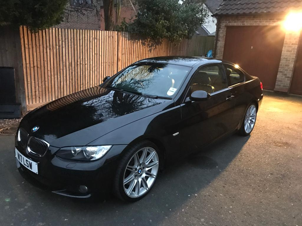 2007 bmw 335i m sport 3 0 twin turbo in rochester kent gumtree. Black Bedroom Furniture Sets. Home Design Ideas